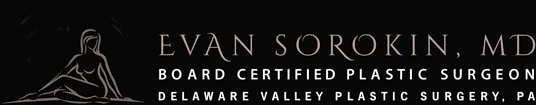 Delware Valley Plastic Surgery | Evan Sorokin, MD, Delaware Valley, Cherry Hill and Philadelphia | logo